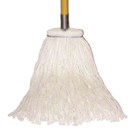 STA-FLAT COTTON MOP 16OZ 12/CS