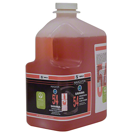 54X NEUTRAL FLOOR CLEANER 2LTR/2/CS