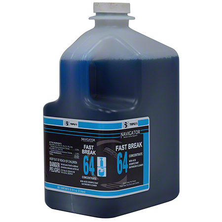 #64 FAST BREAK CONCENTRATE DISINFECTANT 2LTR/2/CS