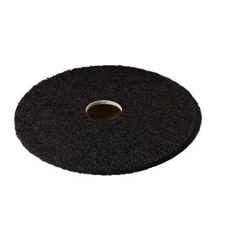 "13"" BLACK STRIP PADS 5/CS"
