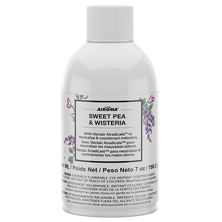 VECTAIR AIROMA SWEET PEA & WISTERIA REFILLS 12/CS 30DAY