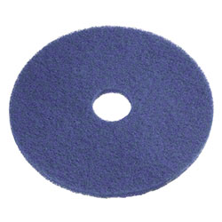 "Americo Blue Cleaner Floor Pad - 12"""