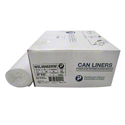Inteplast Coreless Interleaved Roll Liner - 40 x 46, .8 mil
