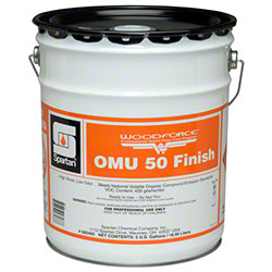 Spartan Woodforce OMU 50 Finish - 5 Gal.