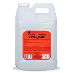 Sunburst™ Final Plus Rust Removing Sour