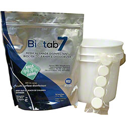 Biotab7™ Medical Grade Disinfectant - 20g Tablet