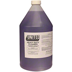 United Heavy Duty Cleaner - Gal.