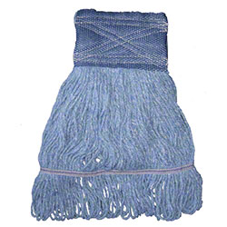 4 Ply Premium Colored Looped-End - Small, Blue