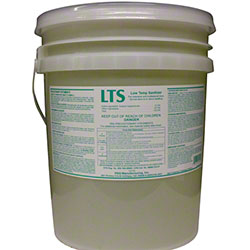 LTS Low Temp Sanitizer - 5 Gal. Pail