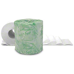"Von Drehle Feather Soft® Bath Tissue - 4.5"" x 4.5"""
