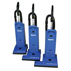 Clarke® CarpetMaster Upright Vacuums