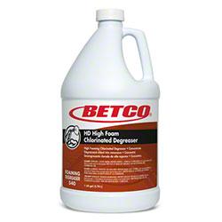 Betco® HD High Foam Chlorinated Degreaser - Gal.