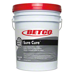 Betco® Sure Cure™ Hard Floor Care - 5 Gal. Pail