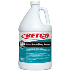 Betco® Lotion Hair & Body Shampoo - Gal.