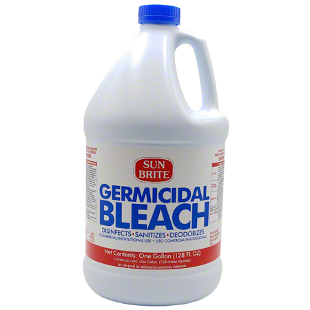 Champion Sun Brite 6% Germicidal Bleach - Gal.