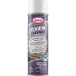 Claire® Heavy Duty Foaming Oven Cleaner - 20 oz.