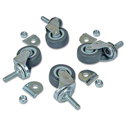 "Geerpres® 2"" Casters For Galvanized Round Buckets"
