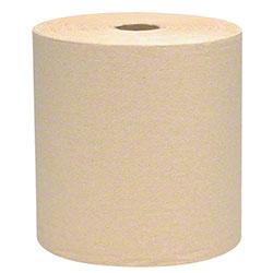 """Scott® Essential Hard Roll Towel - 8"""" x 800', Brown"""