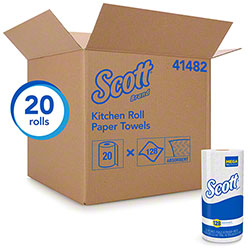 Scott® Kitchen Roll Towel - 128 ct. Roll