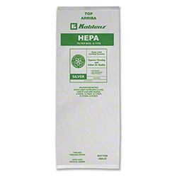 "Koblenz® ""A"" Type HEPA Disposable Paper Bag"