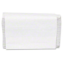 GEN Multifold Paper Towels, 9 x 9 1/2, White