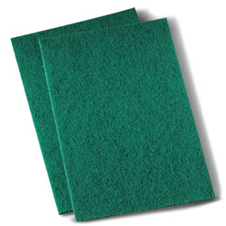 MED Duty Scrubber Thi  - Green 20/cs
