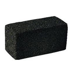 Grill Brick 8in X 4in X3 -1/2in   12/case
