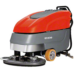 "Minuteman® E3330 Disc Brush Automatic Scrubber -33"", 325AH"