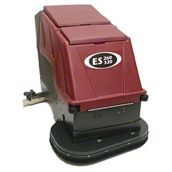 "Minuteman® ES260 Battery Operated Scrubber - 26"", Traction"