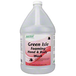 Multi-Clean® Green Isle Foaming Hand & Body Wash - Gal.