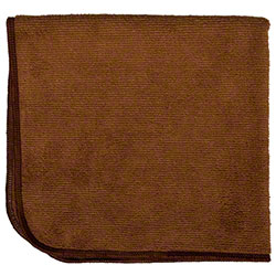 "NuFiber Industrial Cloth - 16"" x 16"", Brown"