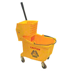 Perfect® Mop Bucket & Wringer Combo Pack - 36 L
