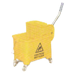 Perfect® Mop Bucket & Down Press Wringer Combo Pack - 32 L