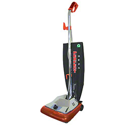 """Perfect® Commercial P103 Green HEPA Upright Vacuum - 12"""""""