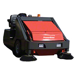 PowerBoss® Armadillo Industrial Sweepers