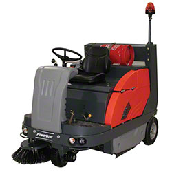 PowerBoss® Apex 62 Rider Sweepers