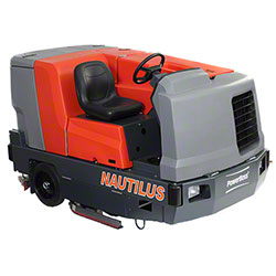 PowerBoss® The Nautilus HD LP Cylindrical Scrubber Sweeper