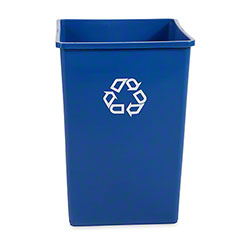Rubbermaid® Untouchable® Recycling Containers
