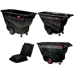 Rubbermaid® Structural Foam Tilt Trucks