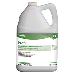 Diversey Profi™ Floor Cleaner/Oil & Grease Remover - Gal.