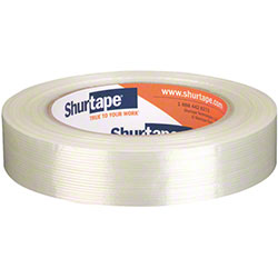 Shurtape® GS490 Fiberglass Reinforced Strapping Tape - 24mm x 55m