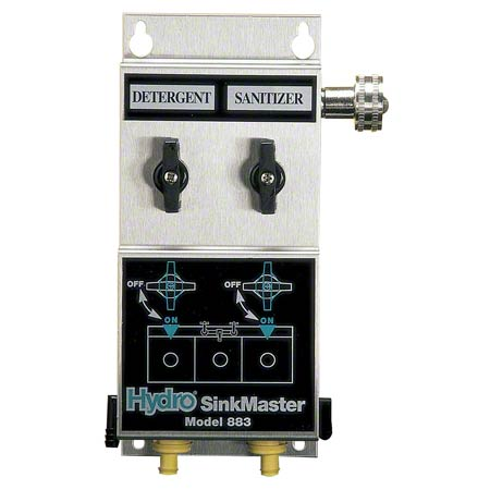 Spartan SinkMaster 3-Sink System