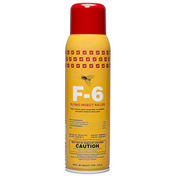 Spartan F-6™ Flying Insect Killer - 20 oz. Can