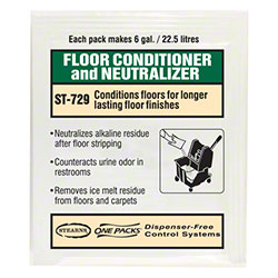 Stearns® ONE PACKS Floor Conditioner & Neutralizer