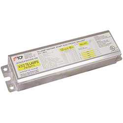 TCP Electronic Instant Start Ballasts