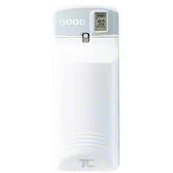 TC® Microburst® 9000 LCD Dispenser - White