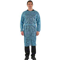 Level 1 Isolation Gown - Blue