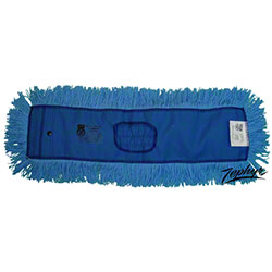 "Zephyr® Dura-Twist™ Professional Dust Mop - 24"", Blue"