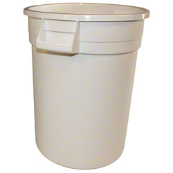 Impact® Basic Gator™ Container - 20 Gal., White