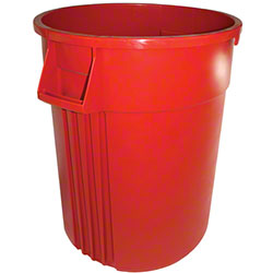 Impact® Advanced Gator™ Container - 44 Gal., Red